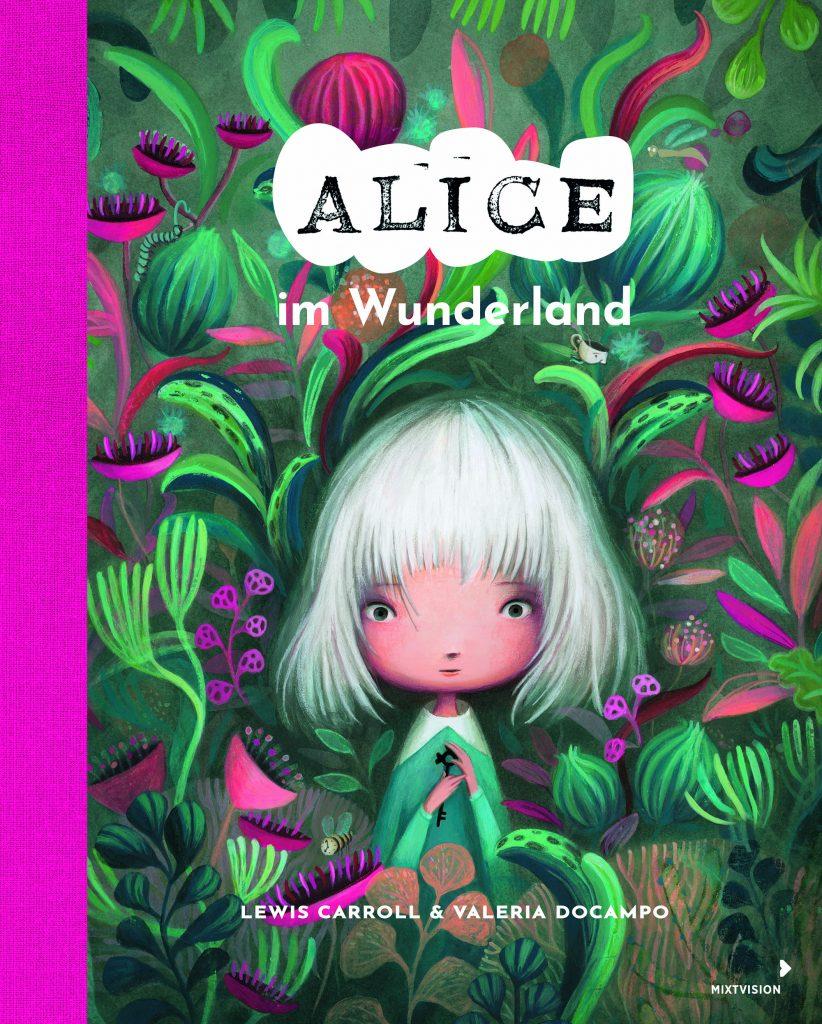 Alice im Wunderland, Valeria Docampo